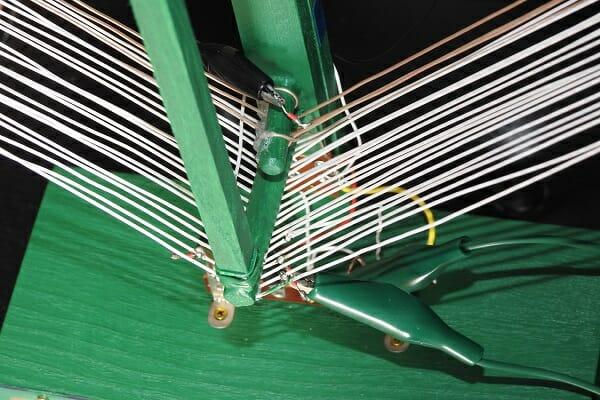 ループアンテナ 2号機の制作