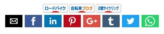 AMPページにSNSボタンを表示