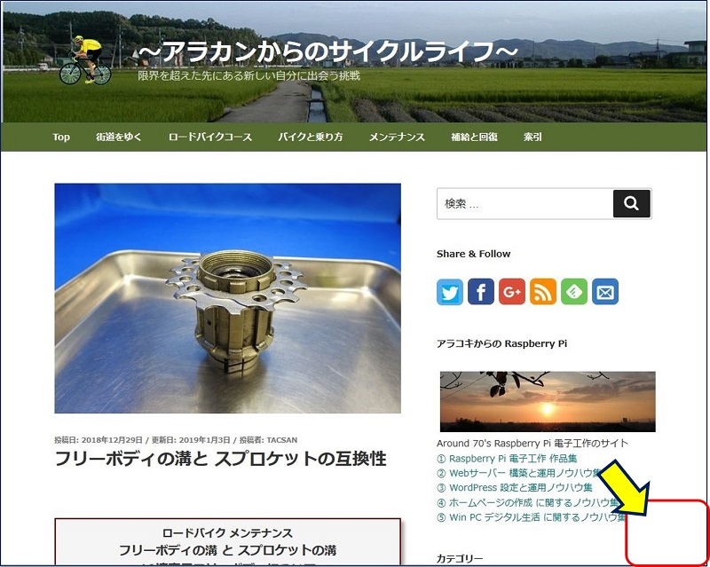 reCAPTCHAの「プライバシー・利用規定」のマークが消えた