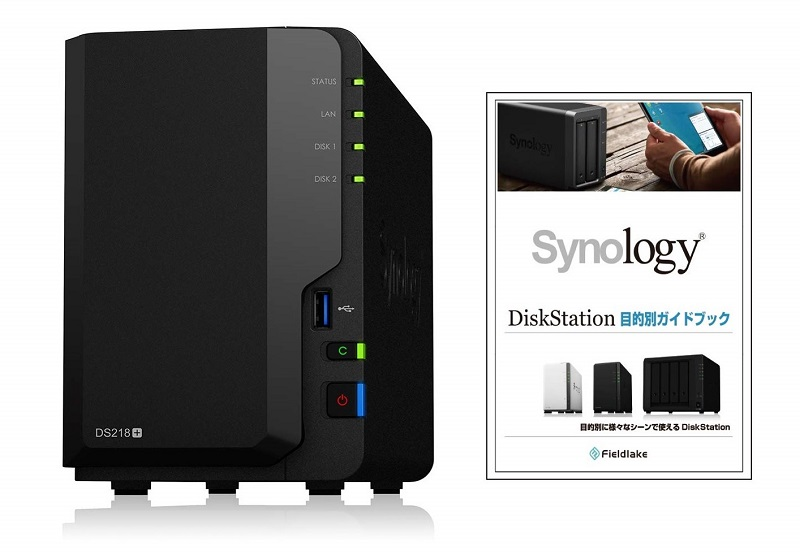 Synology DiskStation DS218+/JP