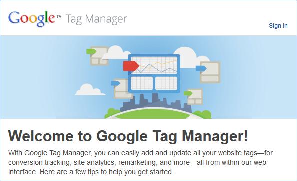 Google タグ マネージャー