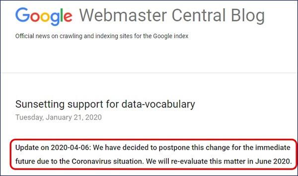 「 Webmaster Central Blog」での、最近の告知。